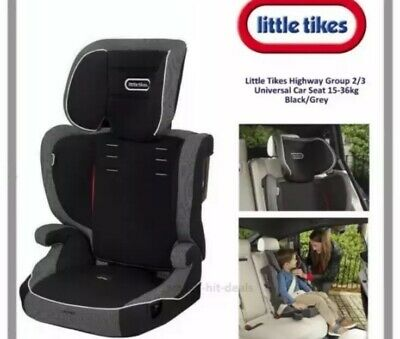 Little Tikes Highway Child Car Seat - Group 2,3 Universal 15-36kg • 29.95£