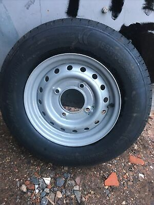 Trailer Wheel And Tyre • 40£