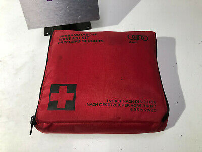 2012 Audi Tt 8j First Aid Emergency Kit 8p0860282a As Pictures • 19.99£
