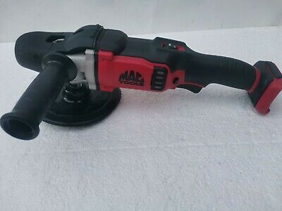Mac Tools 18v MCM849 VARIABLE SPEED ROTARY POLISHER - 7  Body Only.  • 189£