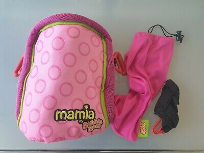 Bubble Bum Pink Mamia Inflatable Travel Booster Seat For Kids 15-36 Kg • 10£
