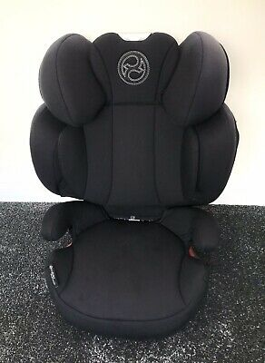Cybex Platinum Kids Child Car Seat And Booster Z Fix Gr 2/3 15-36kg Quality Made • 65£