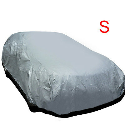 Small Size S Full Car Cover Uv Protection Waterproof Breathable Light Material • 10.89£