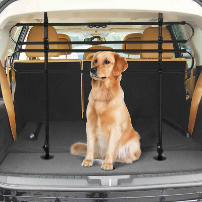 Dog Guard Vehicle Car Headrest Travel Mesh Grill Safety Universal Barrier Fence • 15.39£