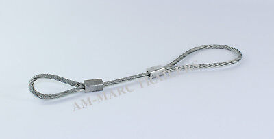 Secondary Trailer Safety Cable/ Coupling For Unbraked Trailers • 3.59£