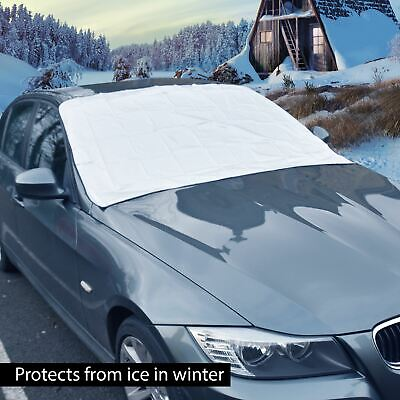 Windscreen Cover Magnetic Car Window Screen Frost Ice Large Snow Dust Protector • 4.98£