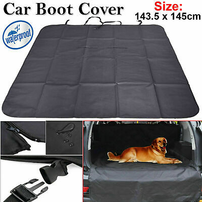 Large Heavy Duty Waterproof Car Boot Liner Protector Dirt Pet Dog Floor Cover • 8.99£