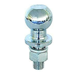 Roadster THREADED 50MM TOWBALL QUAD - TRACTOR - AMERICAN RV - TRIKE - RECOVERY V • 11.95£