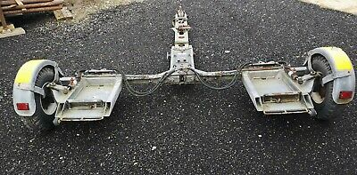 Car Recovery Towing Dolly Car Trailer • 300£