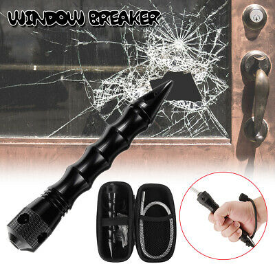 Car Emergency Safety Escape Hammer Window Breaking Glass Hammer Life-Saving Tool • 15.99£