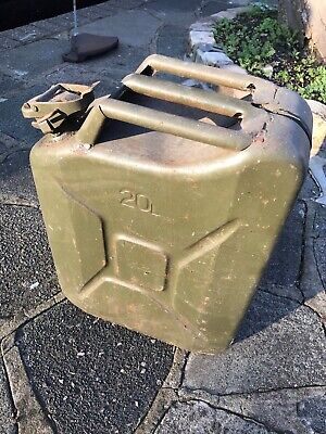 20 Litre Jerry Can • 5£