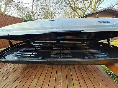 Thule Motion 900 Roof Box Huge Large 650 Litres • 250£