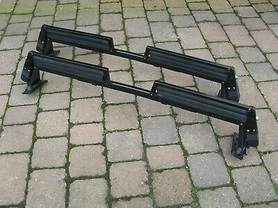 Thule Car Roof Ski Rack - Telescopic Adjusts To Width Of Vehicle, Up To 6 Skis • 25£