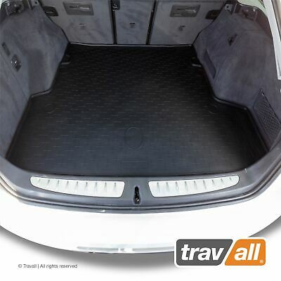 Travall® RUBBER Boot Mat Liner  For BMW 3 Series Touring [F31] (2012-19) TBM1099 • 44£