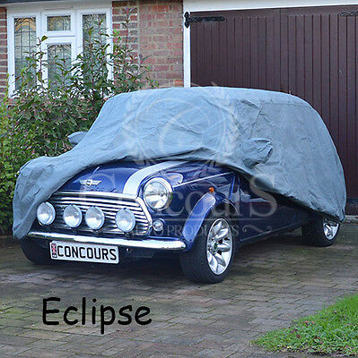 Classic Mini Breathable 4-Layer Car Cover For All Saloons Years 1959 To 2000 • 99.95£