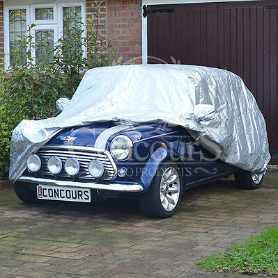 Classic Mini Breathable Car Cover For All Saloons From Years 1959 To 2000 • 53.95£