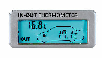 In/out Thermometer - 12/24v Lampa • 14.50£