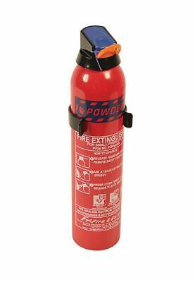 . Fire Extinguisher B C & Electrical Fires Dry Powder 900g With Mounting Bracket • 13.70£