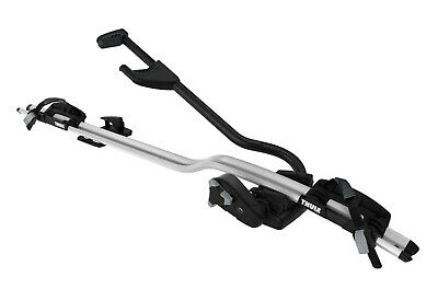 Thule Silver ProRide Roof Mount Cycle / Bike Carrier (Thule Expert 298) 598 591 • 103.50£