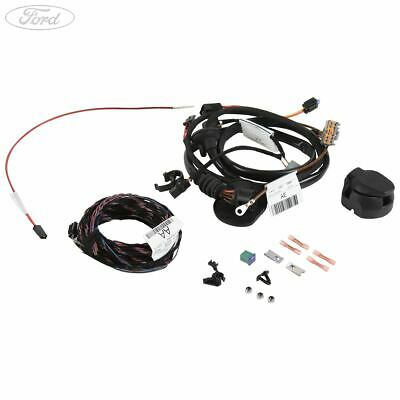 Genuine Ford Kuga Mk2 Tow Bar Trailer Electrical Kit  With13 Pin Socket 2090652 • 75.99£