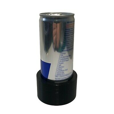 68mm Cup Holder Adapter Holder For 250ml Red Bull Slim Skinny Energy Drink Cans • 9£