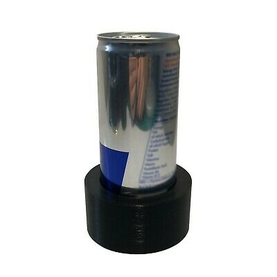 76mm Cup Holder Adapter Holder For 250ml Red Bull Slim Skinny Energy Drink Cans • 9£