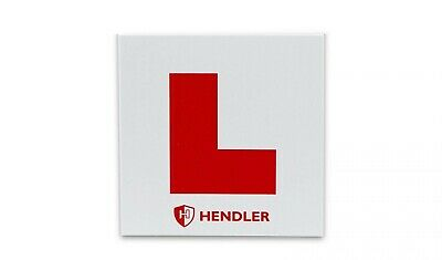 L Plate Hard Plastic Motorcycle Learner Legal L Plate Motorcycle Scooter  • 1.94£