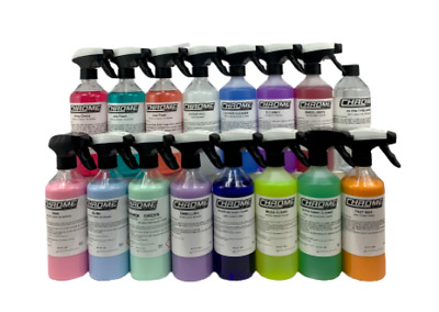 Chrome(NW) Cleaning Products MIX AND MATCH  3 For £16 Inc FREE Postage • 16£
