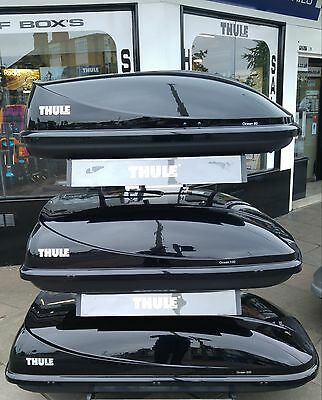 Thule Ocean 80 Roofbox 320Ltr Leicester (Thule Partner) • 155£