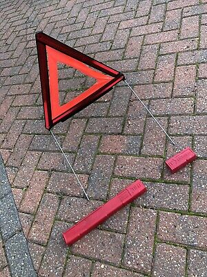 Audi A3 Genuine Warning Triangle 'Excellent Condition' • 9.99£