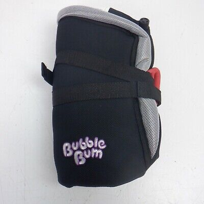BubbleBum Inflatable Car Booster Seat, Group 2/3, Black *EX DISPLAY* • 19.99£