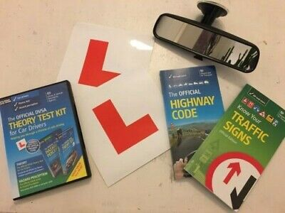 Bundle Of Items For Learner Drivers • 12.50£