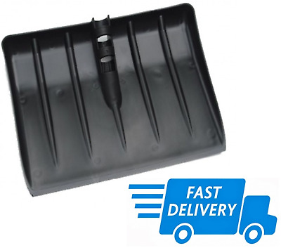 Snow Shovel Scoop Head Replacement Heavy Duty Plastic Brand New • 5.99£