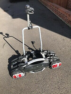 Land Rover Rear-Mounted 2 Bike Carrier • 99£