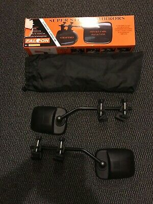 Milenco Wing Mirrors For Towing • 20£