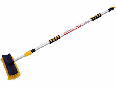 Car Wash Brush Telescoping Handle Vehicle Cleaning Tool Soft Truck Mop 2m New • 12.99£