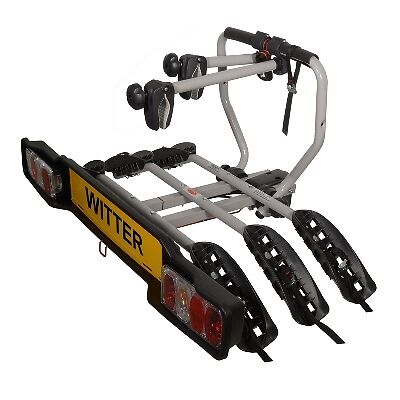 Witter ZX203 Tow Bar Mounted 3 / Three Bike Cycle Carrier • 168.99£