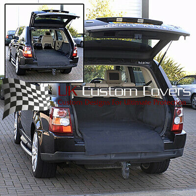 Range Rover Sport Tailored Boot Liner Mat Dog Guard 2005 - 2013 024 • 44.95£
