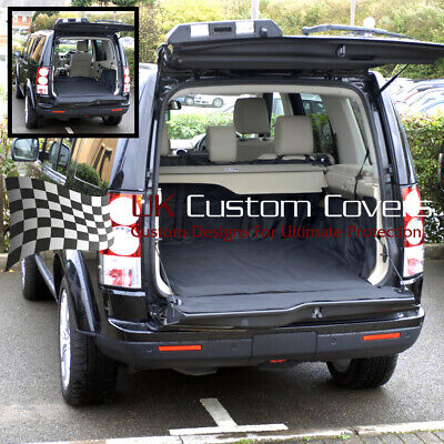 Land Rover Discovery 3 Tailored Boot Liner Mat Dog Guard 2004-2009 022 • 34.15£