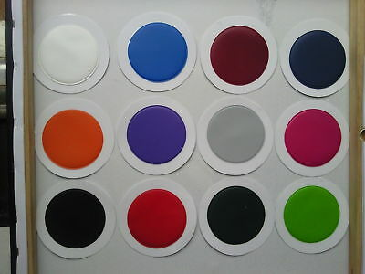 JOB LOT 30 ROUND TAX Holders - Permit Holders DISCS (MIXED COLOURS) HOLDERS • 8.20£