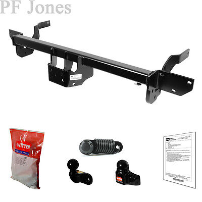 Witter Towbar For Fiat Ducato Van 2006 On - Flange Tow Bar • 163.89£