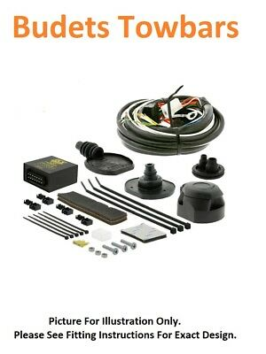 For BMW X3 Tow Bar Wiring F25 Oct 2010 > Feb 2014 13 Pin DEDICATED Tow Electrics • 114£