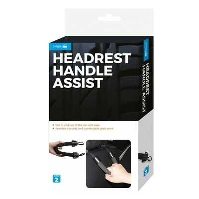 Simply Headrest Handle Assist Pack Of 2 - Free Delivery • 9.99£