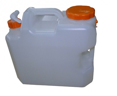 Sunncamp Camping Caravan 18ltr Litre Deluxe Water Carrier With Tap AC38006 • 18.99£