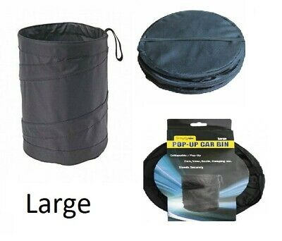 Simply Pop Up Car Storage Bin Large - POP02 - Free Tracked Delivery • 5.99£