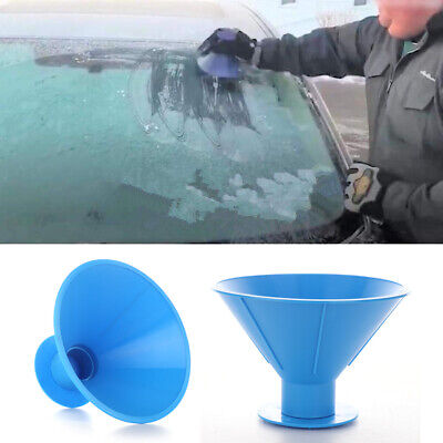Magical Car Windshield Ice Scraper Funnel Snow Remover Shovel Tool Cone Outdoor • 4.62£