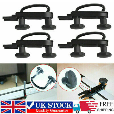 Stainless Steel Universal Roof Box Car Van Mounting Fitting Kit U-Bolts Clamp UK • 12.99£