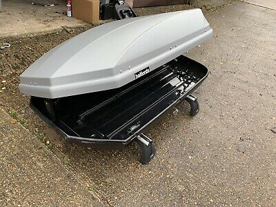 Halfords 470L Roof Box • 120£