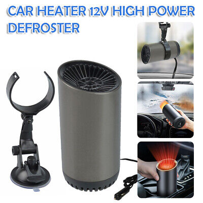 Car Windshield Heater Multi Function Portable Car Warmer Heating Cooling Fan 12V • 15.99£