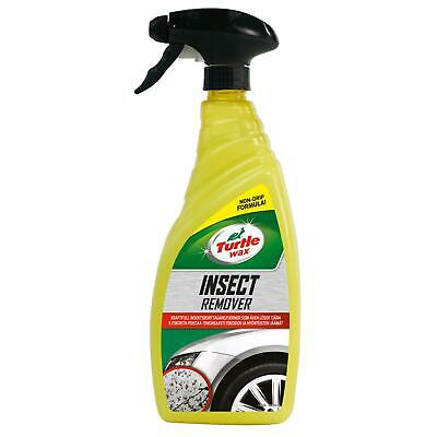 Turtle Wax 53605 Bug Remover Insect Car Paintwork 750Ml • 8£